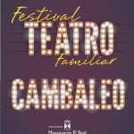 Programa festivalCambaleo PORTADA Manzanares El Real