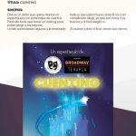 Programa festivalCambaleo CUENTING obra de teatro Manzanares El Real