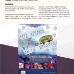 Programa festivalCambaleo Está NEVANDO EN LA AUTOVIA CARTEL Manzanares El Real